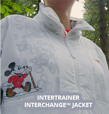 Intertrainer Interchange jacket.