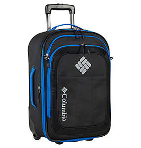 "Summit Point 20"" Expandable 2-Wheel Duffle"