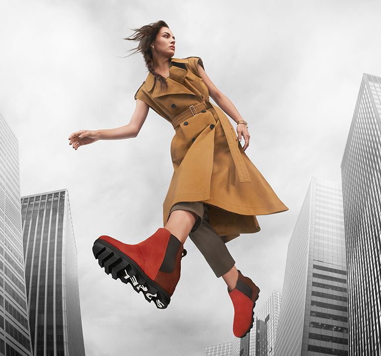 Luxury Boots & Shoes - Bottes de luxe | SOREL Canada