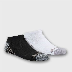 Black and white kids socks.