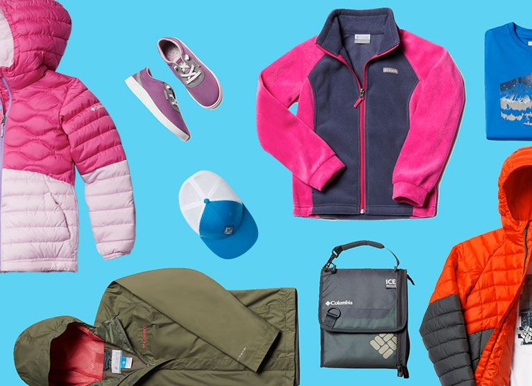 Kids Outdoor Clothing | Columbia