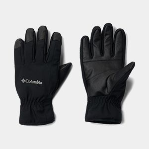 A pair of Columbia gloves.