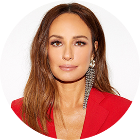 A portrait of Catt Sadler