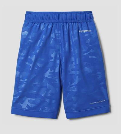 A pair of shorts for kids.