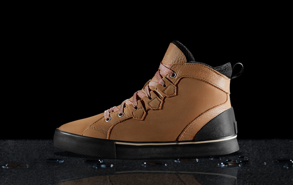 Men's SOREL waterproof sneakers