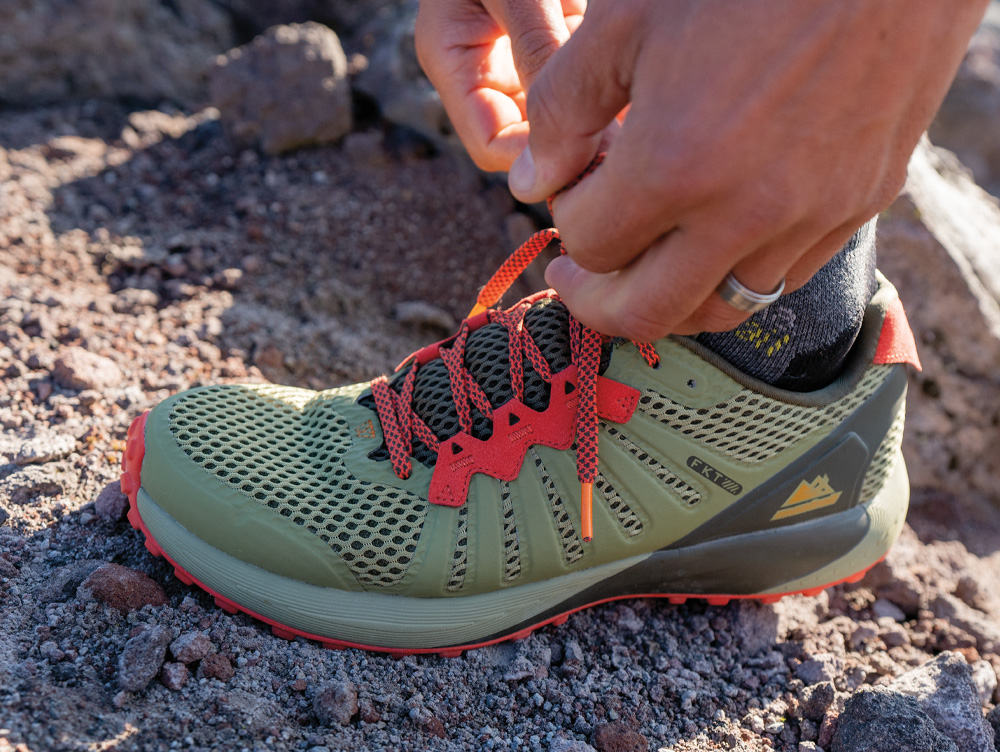 Columbia F.K.T trail running shoe