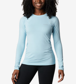 Womens long sleeve shirt.