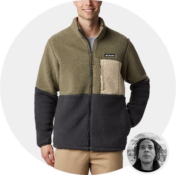 Mountainside Sherpa Fleece