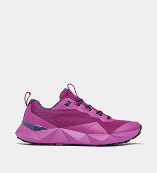 Purple womens sneaker.