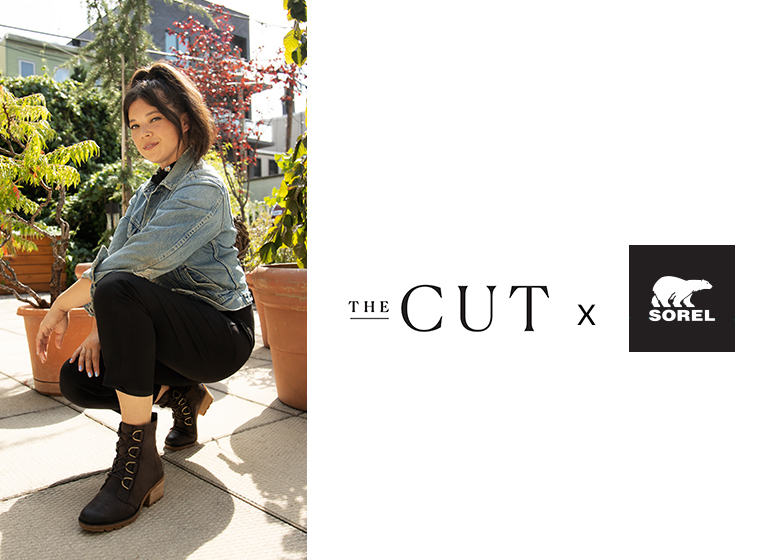 THE CUT x SOREL