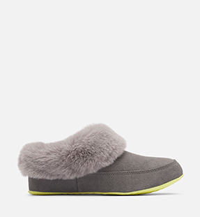 A Go Coffee Run Slipper