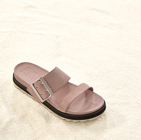 A new SOREL spring sandal
