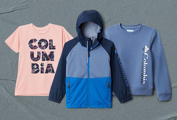 Columbia Sportswear Giacca in pile per bambini. Unisex 1733632 Bambini