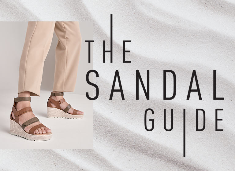 The Sandal Guide