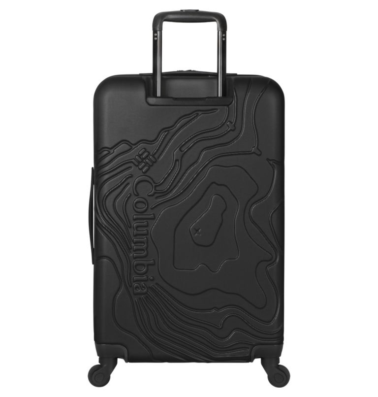 Brookwood Parkway 24 Inch Roll   010   NONE Brookwood Parkway 24 Inch Roller Suitcase, Black, back