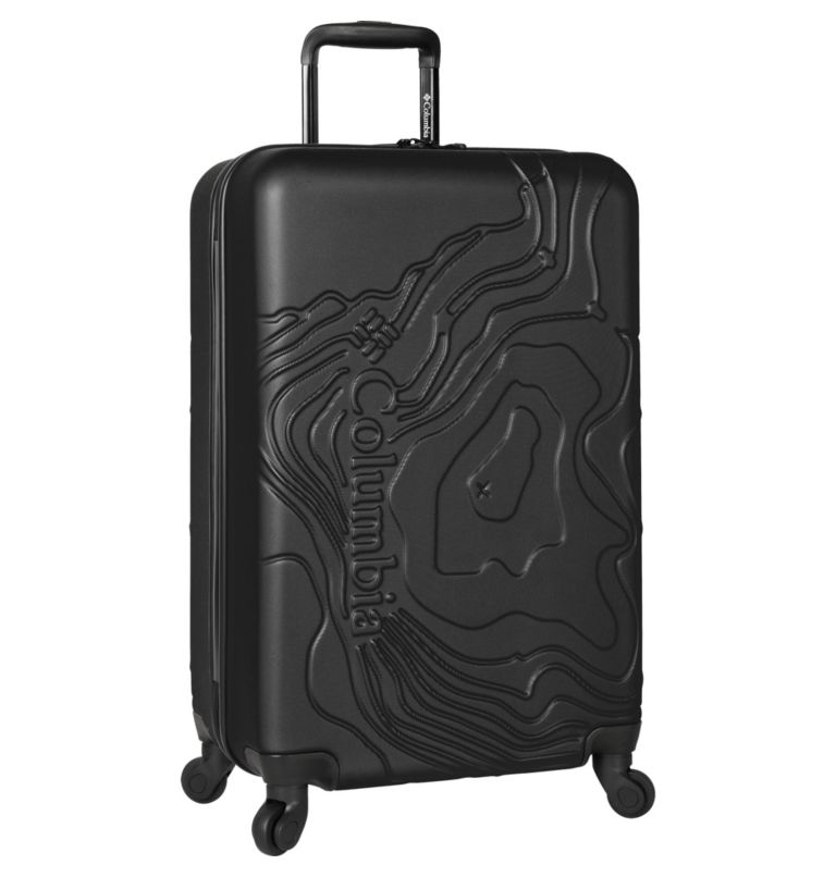 Brookwood Parkway 24 Inch Roll   010   NONE Brookwood Parkway 24 Inch Roller Suitcase, Black, front