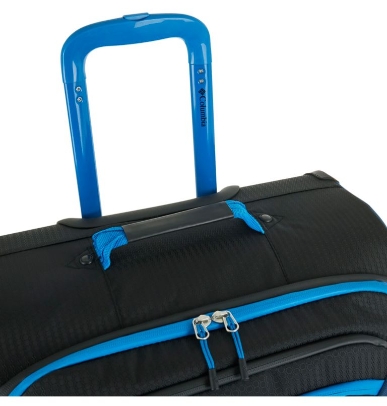 Kiger Upright 4 wheel Spinner  | 416 | O/S Kiger Upright 21 Inch 4-Wheel Spinner Suitcase, Navy, a4