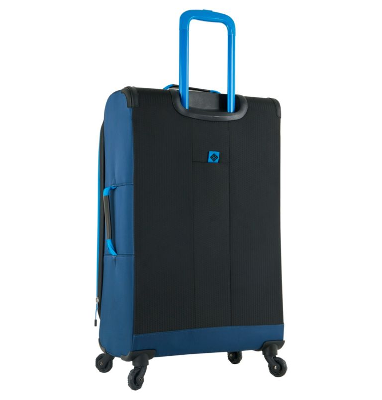 Kiger Upright 4 wheel Spinner  | 416 | O/S Kiger Upright 21 Inch 4-Wheel Spinner Suitcase, Navy, back
