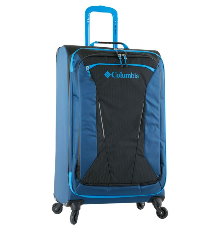 Kiger Upright 4 wheel Spinner  | 416 | O/S Kiger Upright 26 Inch 4-Wheel Spinner Suitcase, Navy, front