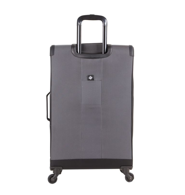 Kiger Upright 31 Inch 4-Wheel Spinner Suitcase Kiger Upright 31 Inch 4-Wheel Spinner Suitcase, back