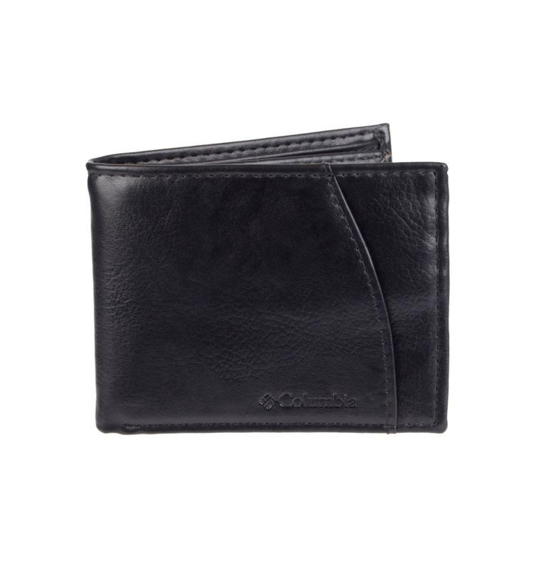 Men's Crystal Springs RFID Sli | 010 | NONE Men's Crystal Springs RFID X-Capacity Slimfold Wallet, Black, front