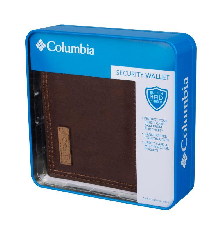 Men's Teton RFID Passcase Wallet | 200 | O/S Men's Teton RFID Passcase Wallet, Brown, a2