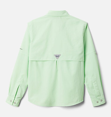 Boys' PFG Bahama™ Long Sleeve Shirt Bahama™ Long Sleeve Shirt | 479 | XL, Key West, back
