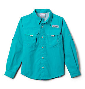 Boys' PFG Bahama™ Long Sleeve Shirt