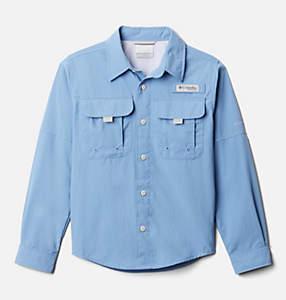 Boys' PFG Bahama™ Long Sleeve Shirt