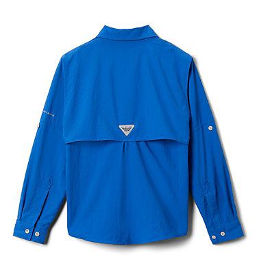Boys' PFG Bahama™ Long Sleeve Shirt Bahama™ Long Sleeve Shirt   479   XL, Vivid Blue, back