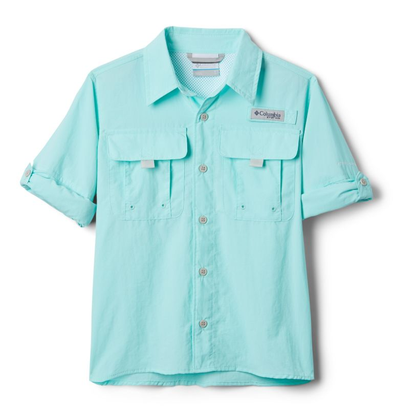 Boys' PFG Bahama™ Long Sleeve Shirt Boys' PFG Bahama™ Long Sleeve Shirt, a1