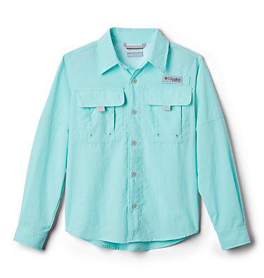 Boys' PFG Bahama™ Long Sleeve Shirt Bahama™ Long Sleeve Shirt   479   XL, Gulf Stream, front