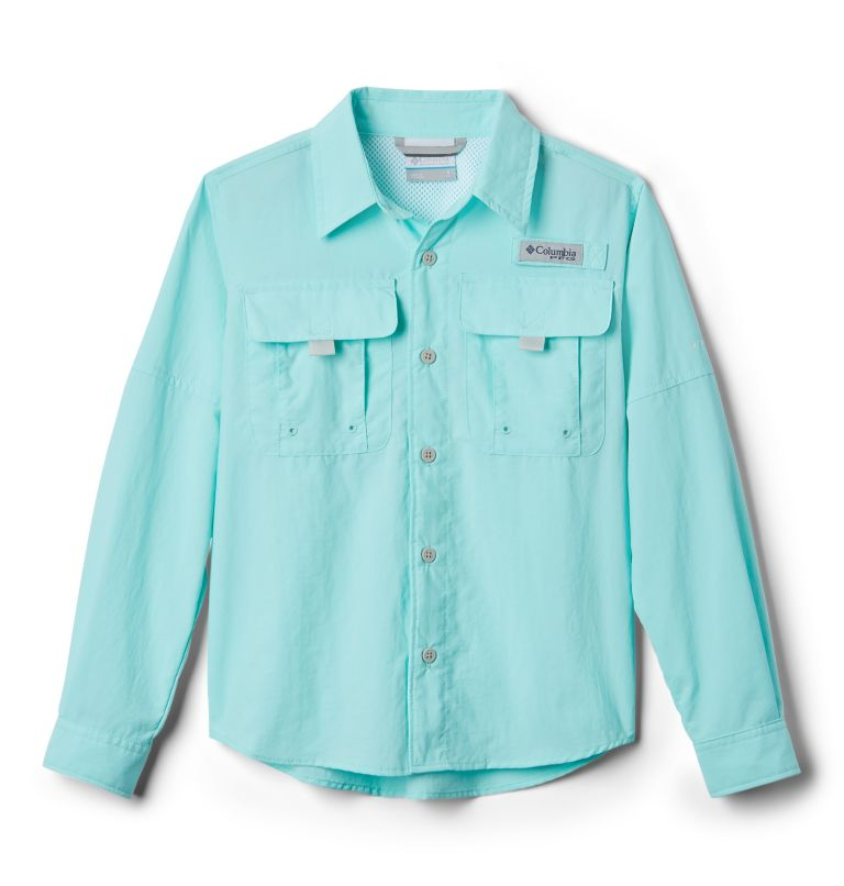 Boys' PFG Bahama™ Long Sleeve Shirt Boys' PFG Bahama™ Long Sleeve Shirt, front