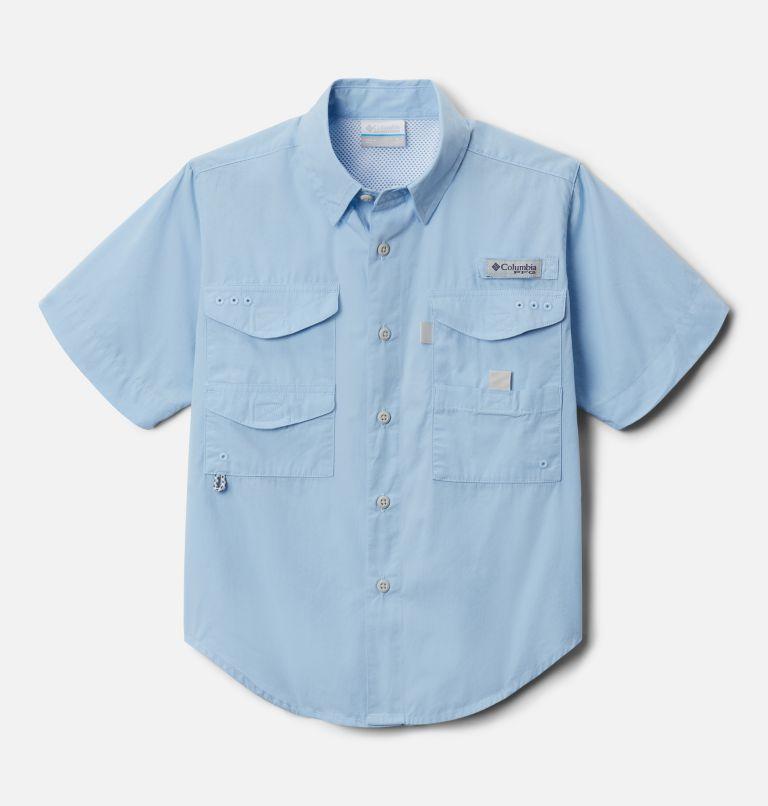 Bonehead™ Short Sleeve Shirt | 483 | XXS Boys' PFG Bonehead™ Short Sleeve Shirt, Sail, front