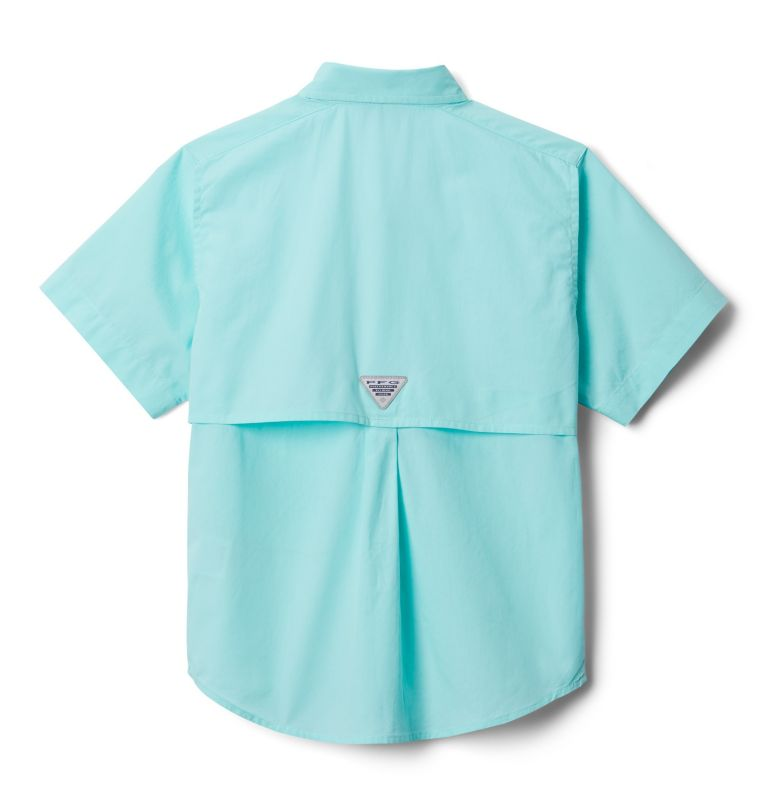 Boys' PFG Bonehead™ Short Sleeve Shirt Boys' PFG Bonehead™ Short Sleeve Shirt, back