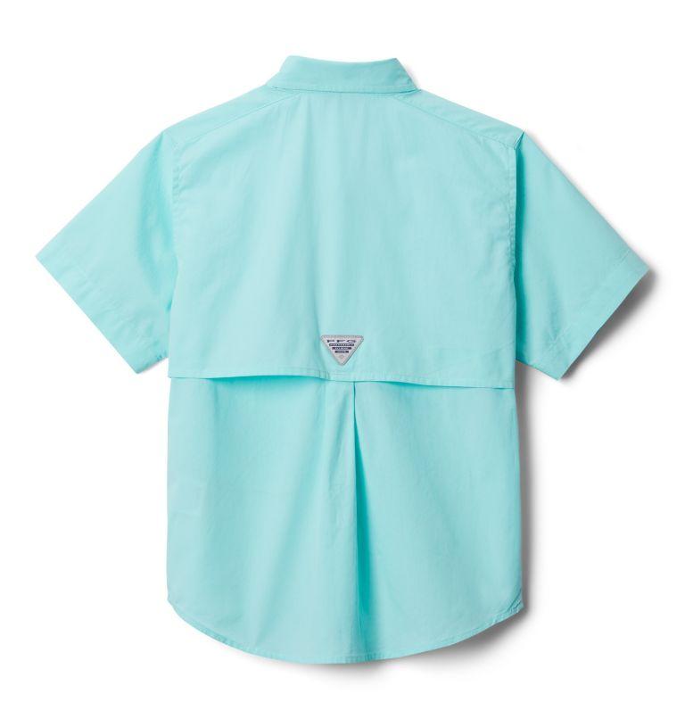 Bonehead™ Short Sleeve Shirt | 499 | XL Boys' PFG Bonehead™ Short Sleeve Shirt, Gulf Stream, back