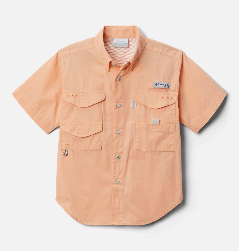 Boys' PFG Bonehead™ Short Sleeve Shirt Boys' PFG Bonehead™ Short Sleeve Shirt, front