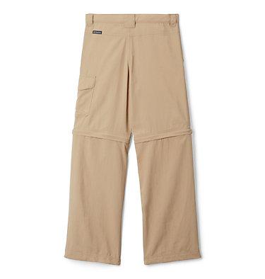 Boys' Silver Ridge™ III Convertible Pants Silver Ridge™ III Convertible  | 265 | L, British Tan, back