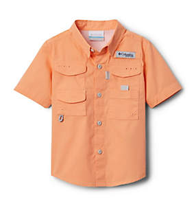 Boys' Toddler PFG Bonehead™ Short Sleeve Shirt