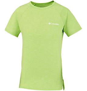 Girls' Silver RidgeII™ Short Sleeve T-Shirt
