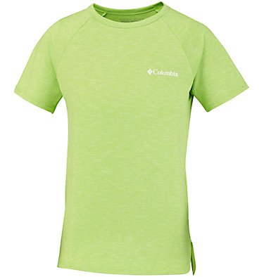 T-Shirt Manches Courtes Silver Ridge™ II Fille , front