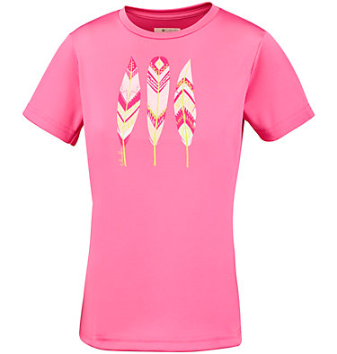 Girls' Trailtastic™ Short Sleeve T-Shirt , front