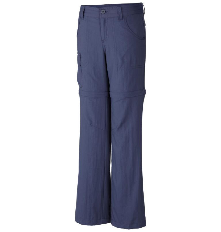 Girls' Silver Ridge™ III Convertible Pants Girls' Silver Ridge™ III Convertible Pants, front