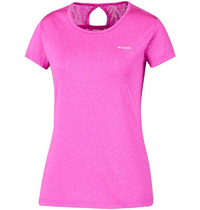 Women's Peak to Point™ Novelty Short Sleeve Shirt Women's Peak to Point™ Novelty Short Sleeve Shirt, front