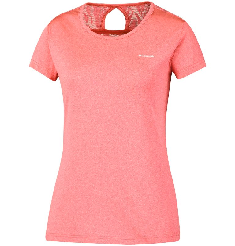 Maglia a maniche corte Peak to Point™ Novelty da donna Maglia a maniche corte Peak to Point™ Novelty da donna, front