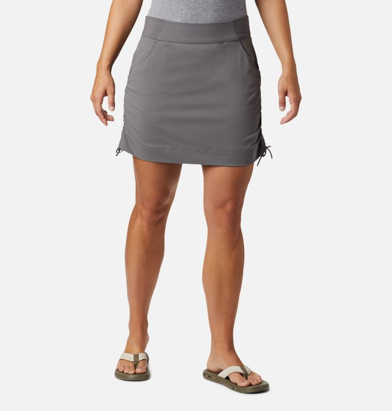 Anytime Casual™ Skort | 023 | L Jupe-short Anytime Casual™ pour femme, City Grey, front