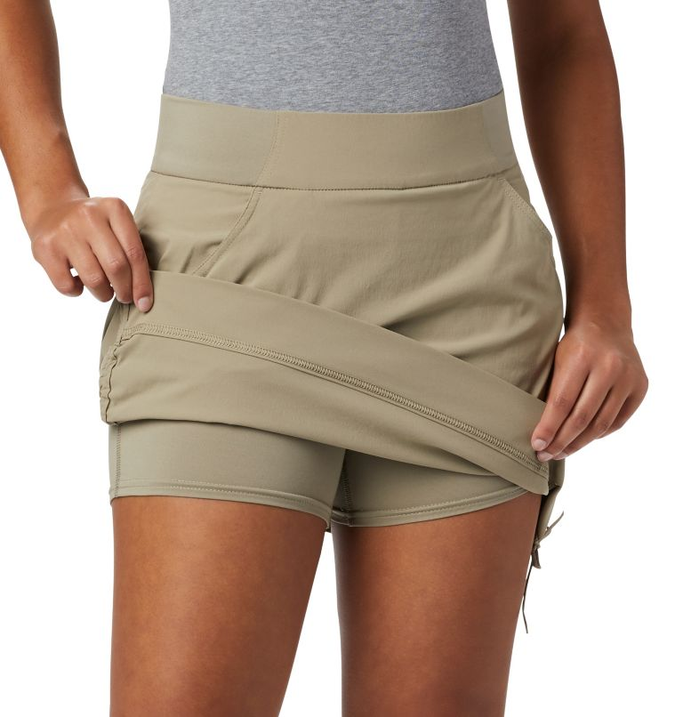 Anytime Casual™ Skort   221   XXL Women's Anytime Casual™ Skort, Tusk, a3