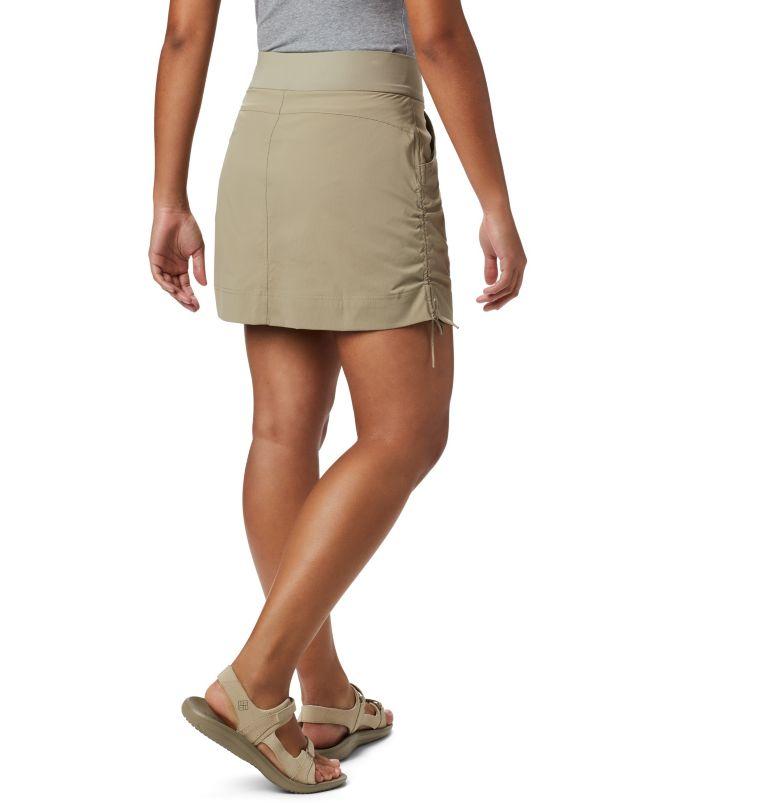 Anytime Casual™ Skort   221   XXL Women's Anytime Casual™ Skort, Tusk, back