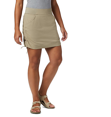 Women's Anytime Casual™ Skort Anytime Casual™ Skort | 010 | L, Tusk, front