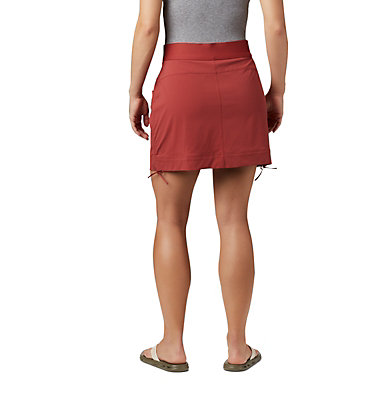 Women's Anytime Casual™ Skort Anytime Casual™ Skort | 010 | L, Dusty Crimson, back